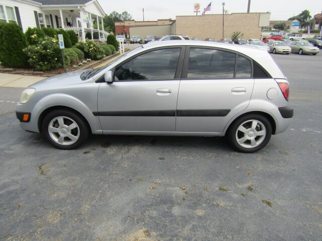 2006 Kia Rio 5 Family Auto Of Spartanburg