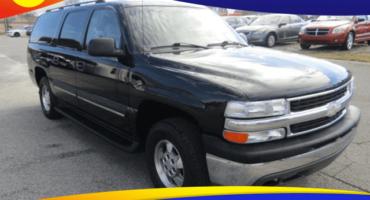 Chevrolet Suburban 2003
