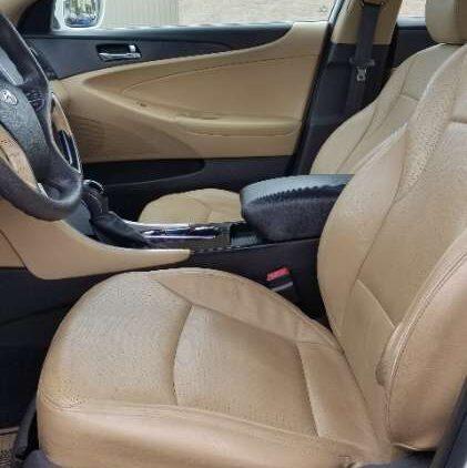 Hyundai Sonata 2011 White