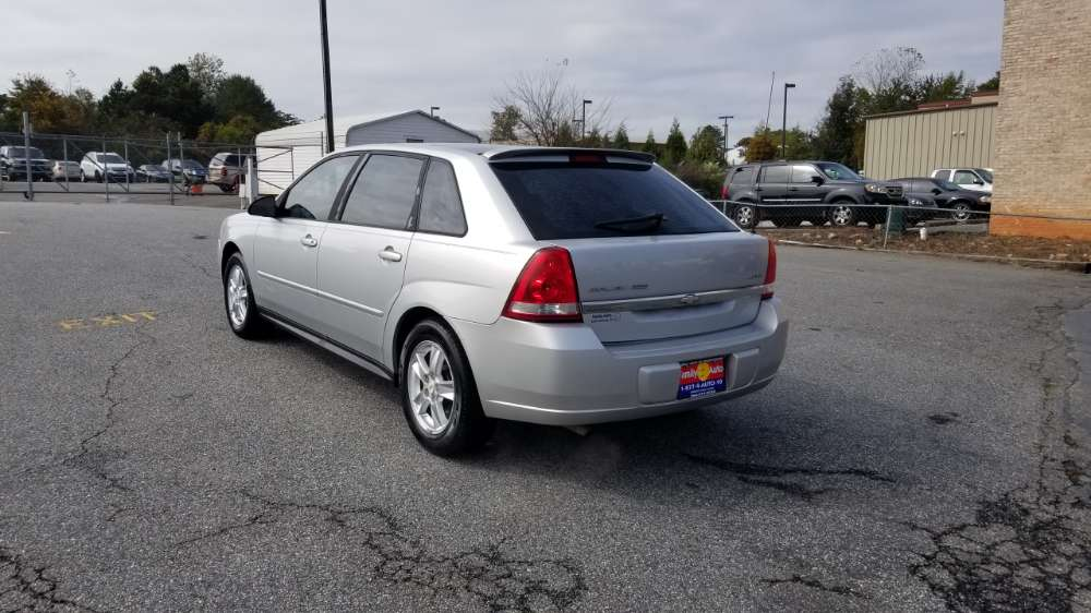 Chevrolet Impala 2005 Silver