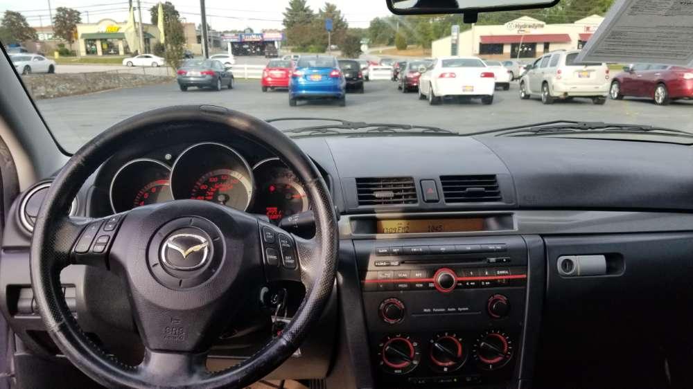 Mazda 3 2005 Silver