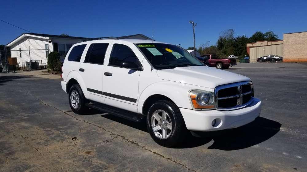 Dodge Durango 2006 White