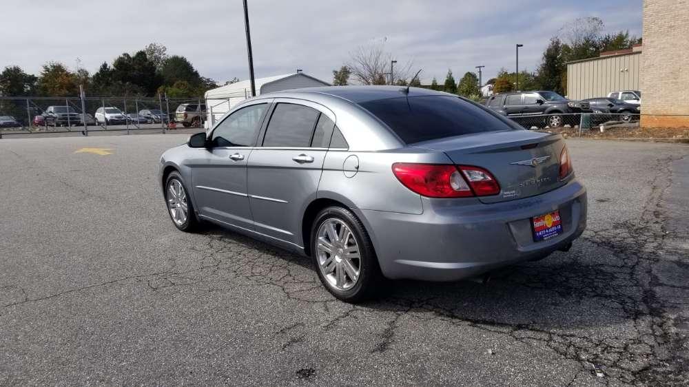Chrysler Sebring 2007 Silver