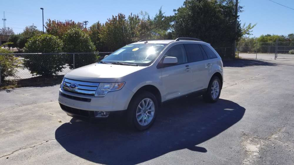 Ford Edge 2007 Pearl