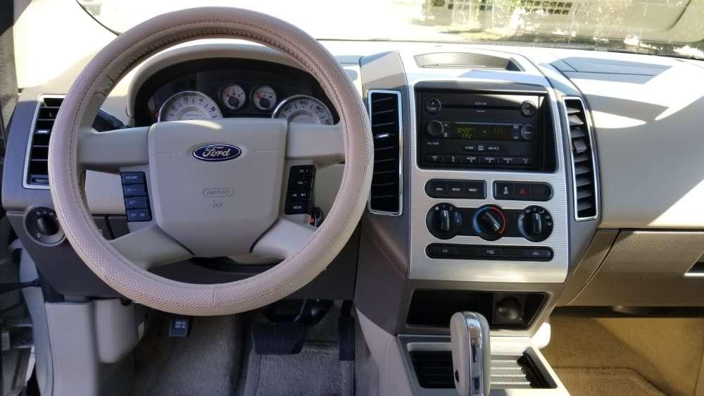 Ford Edge 2007 Pearl