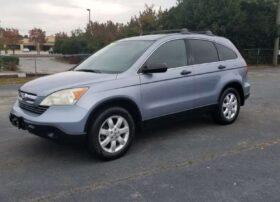 Honda CR-V 2008 Blue