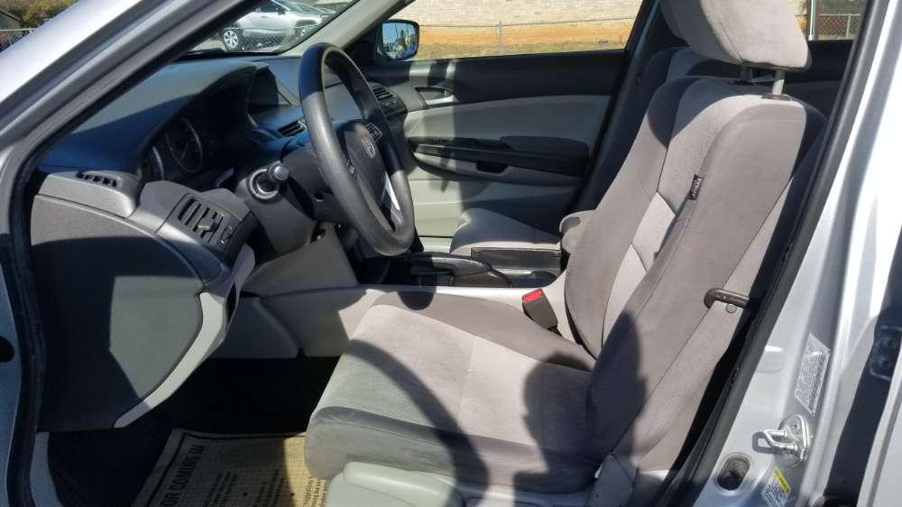 Honda Accord 2010 Silver