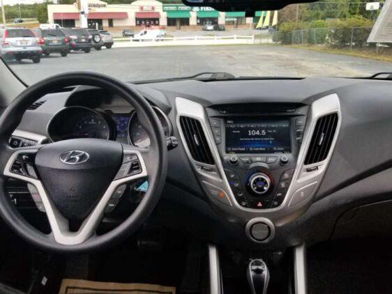 Hyundai Veloster 2013 Black