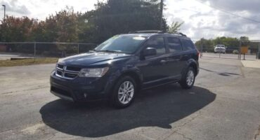Dodge Journey 2014 Blue