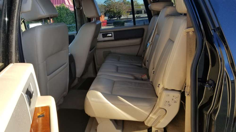 Ford Expedition MAX 2008 Black