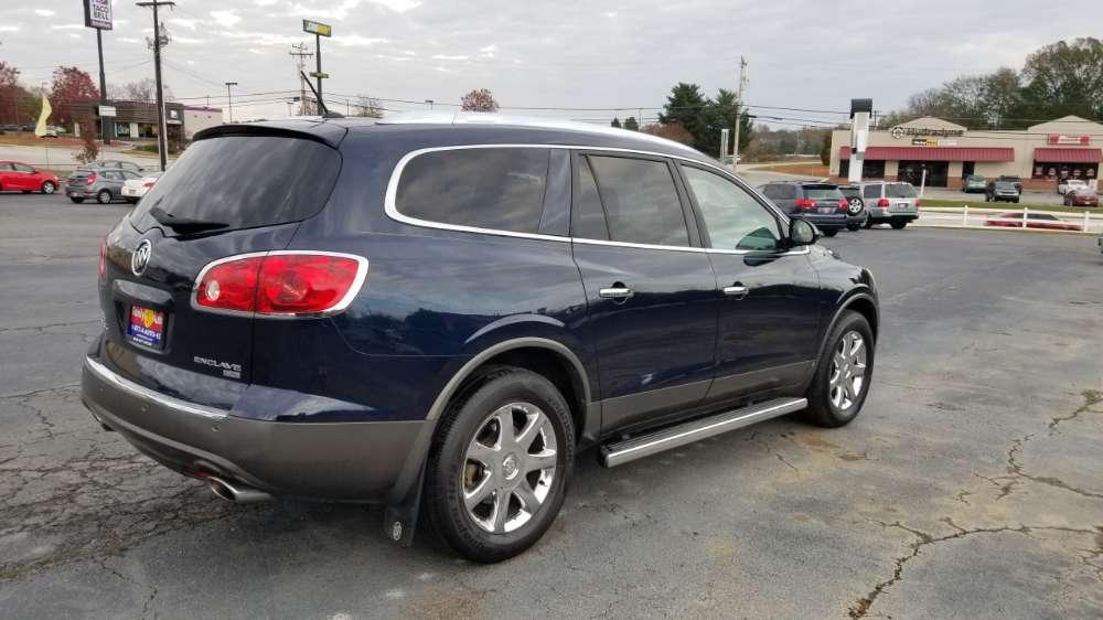 Buick Enclave 2009 Blue