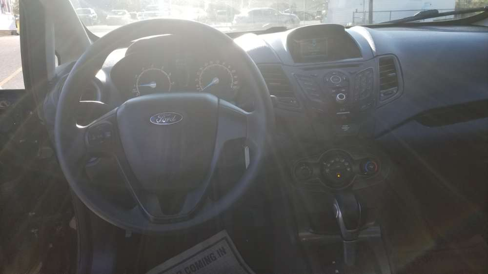 Ford Fiesta 2015 Black
