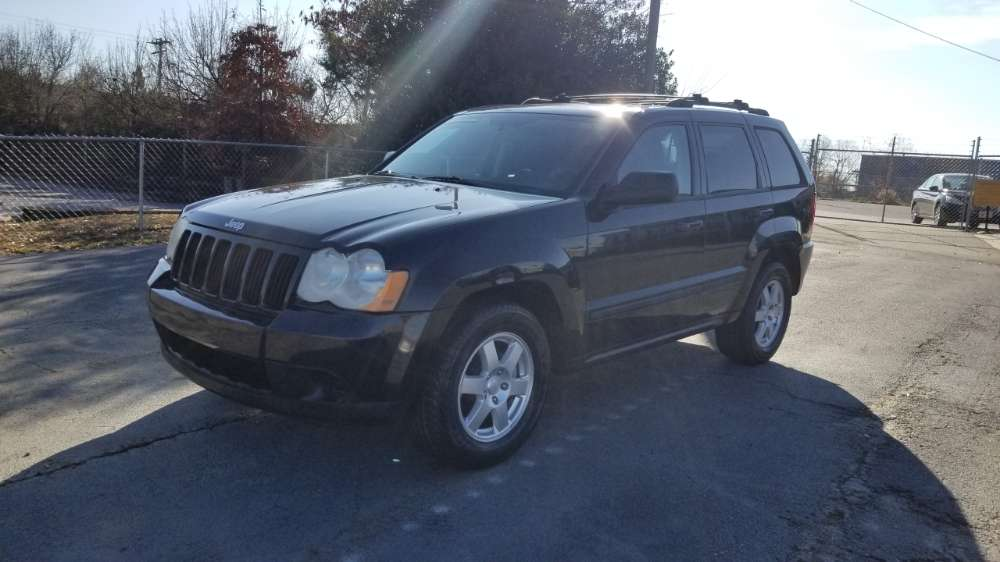 Jeep Grand Cherokee 2009 Black