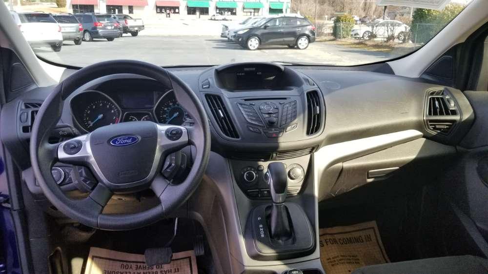 Ford Escape 2014 Blue