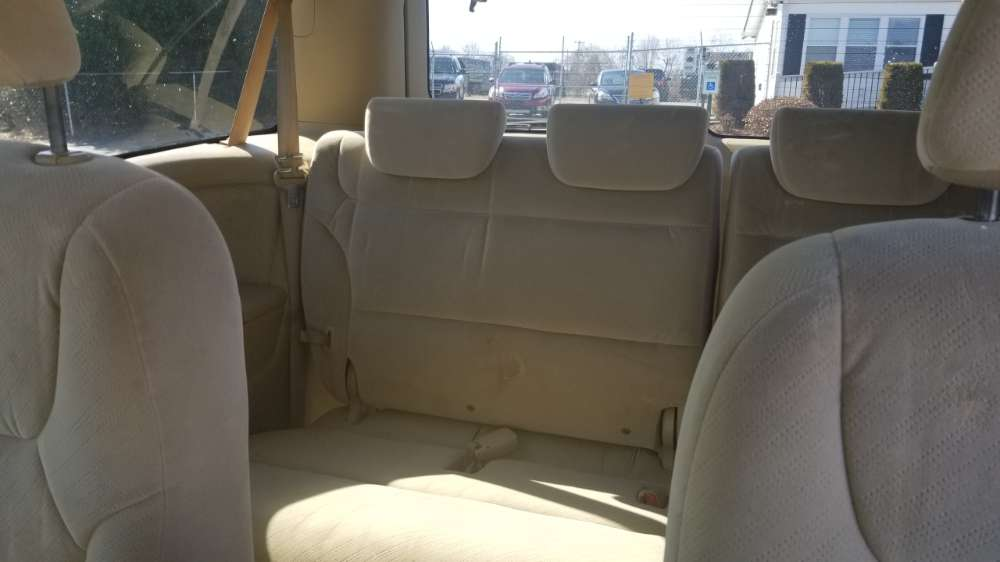 Honda Odyssey 2010 White