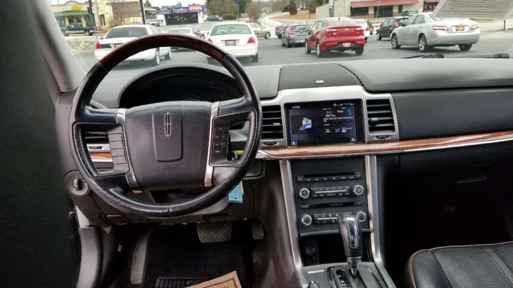 Lincoln MKZ 2011 Black