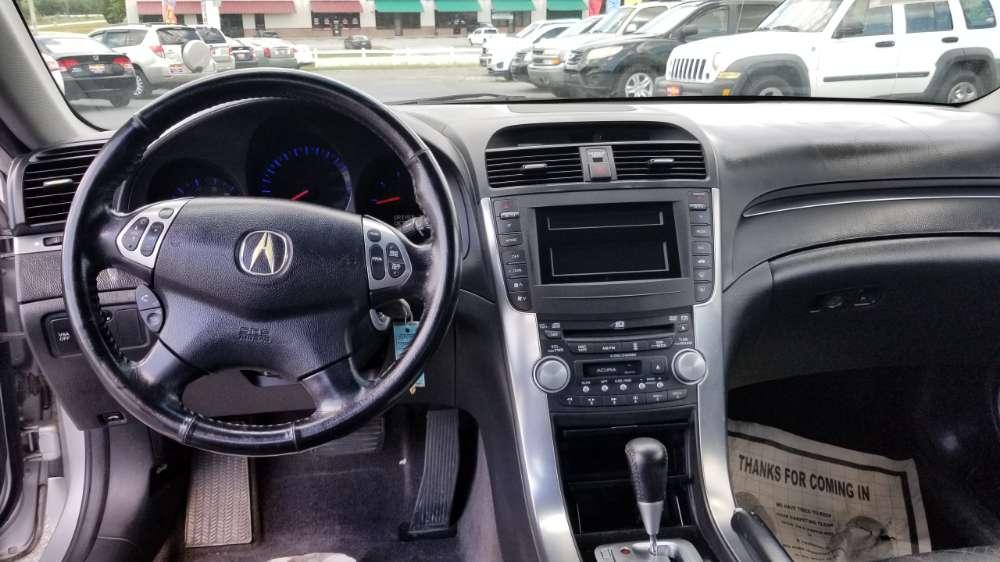 Acura TL 2005 Silver