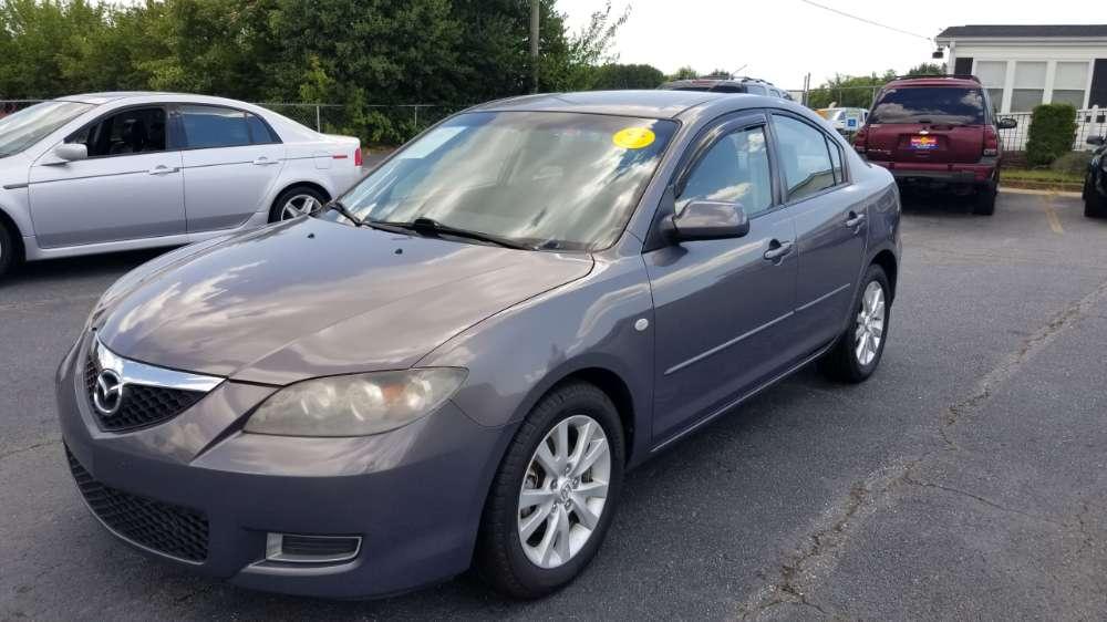 Mazda 3 2007 Grey