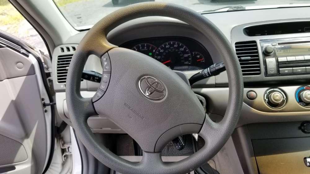 Toyota Camry 2005 White