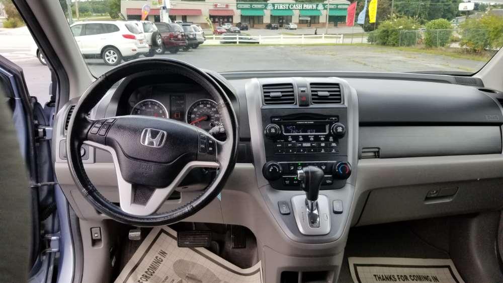 Honda CR-V 2007 Blue