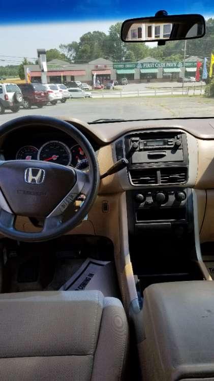 Honda Pilot 2007 Black