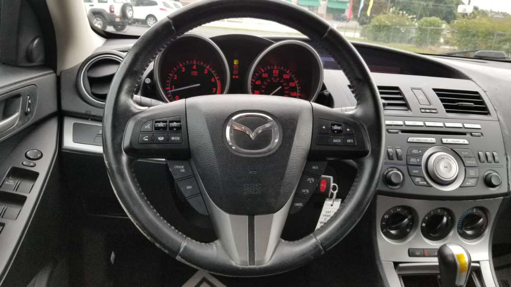 Mazda 3 2010 Red
