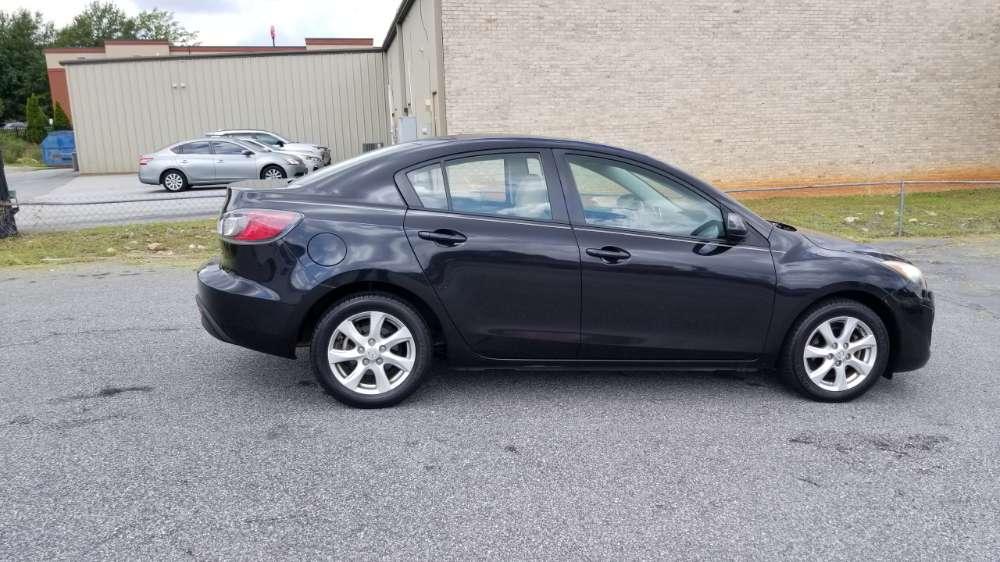 Mazda 3 2010 Black
