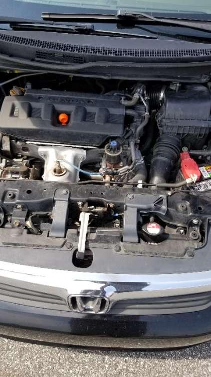 Honda Civic 2012 Black