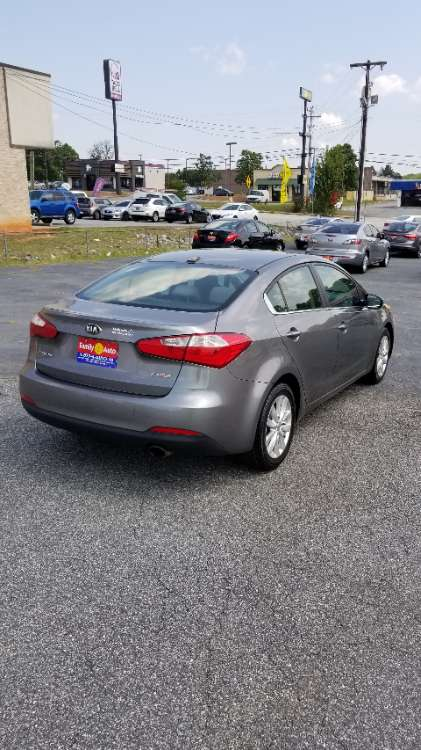 Kia Forte 2014 Grey