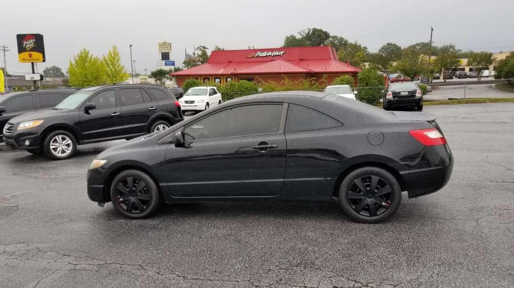Honda Civic 2009 Black