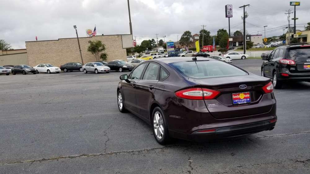 Ford Fusion 2013 Burgundy